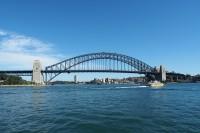 Harbour Bridge, aukščiausias plieninis arkinis tiltas pasaulyje