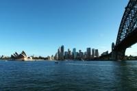 Sidnėjus iš Šiaurinės įlankos pusės