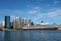 Circular Quay uostas, pagrindins vandens transporto mazgas Sidnėjuje