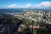 Sidnėjus nuo Sydney Tower