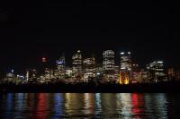 Naktinis Sidnėjaus verslo centras